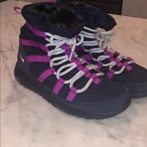 Nike waterproof boots